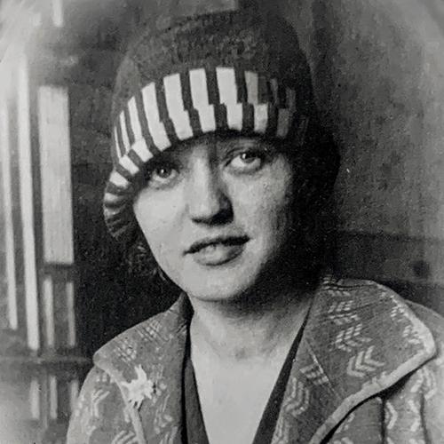 great grandmother Ottilie Nehrlich