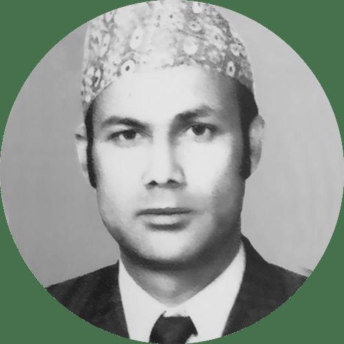 Grandfather of Rekesh