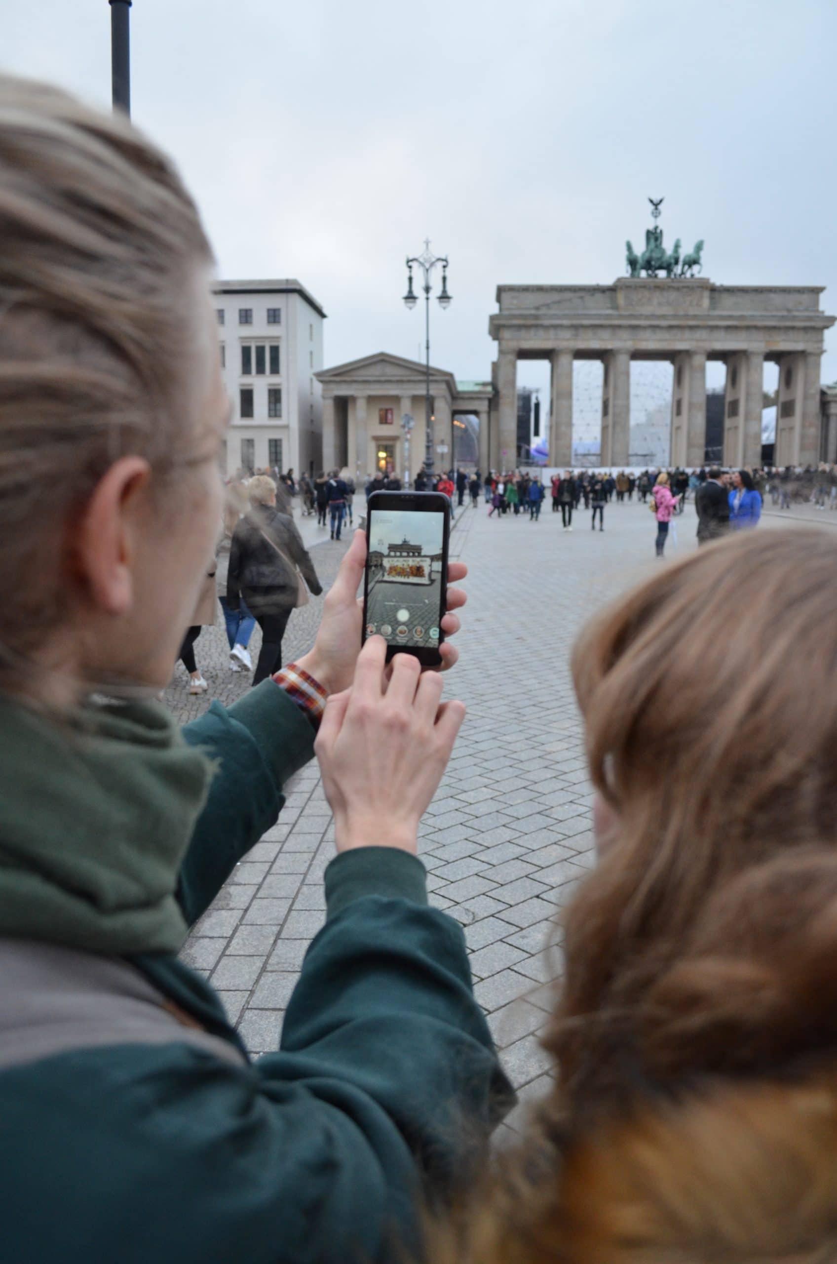 Tagesspiegel Brandenburger Tor
