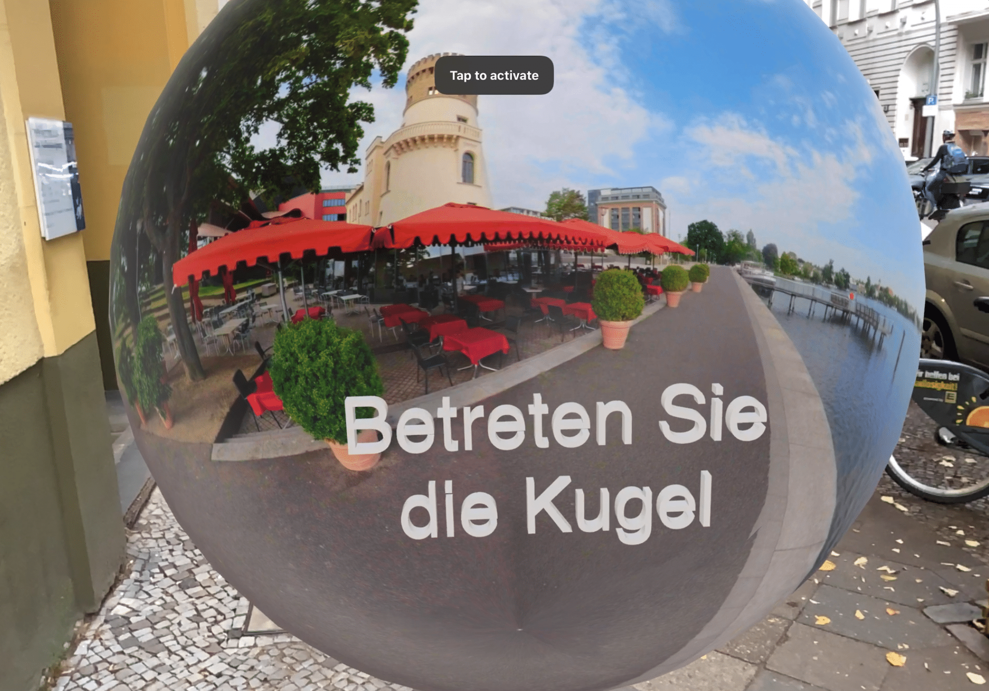 Potsdam ganz nah – AR