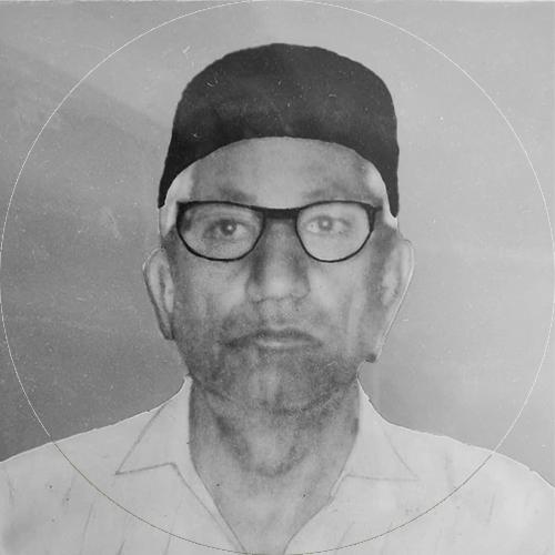 Rakesh' Grandfather